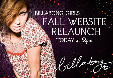 Billabong Girls
