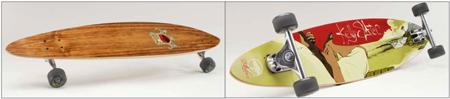 Arbor Kelly Slater Skateboard