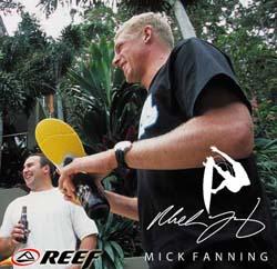 mick fanning reef sandal