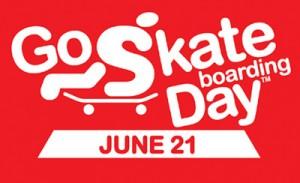 go skatebaording day