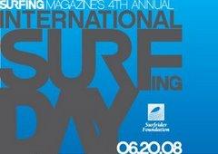 international surfing day 2008
