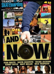 Transworld Skateboarding And Now