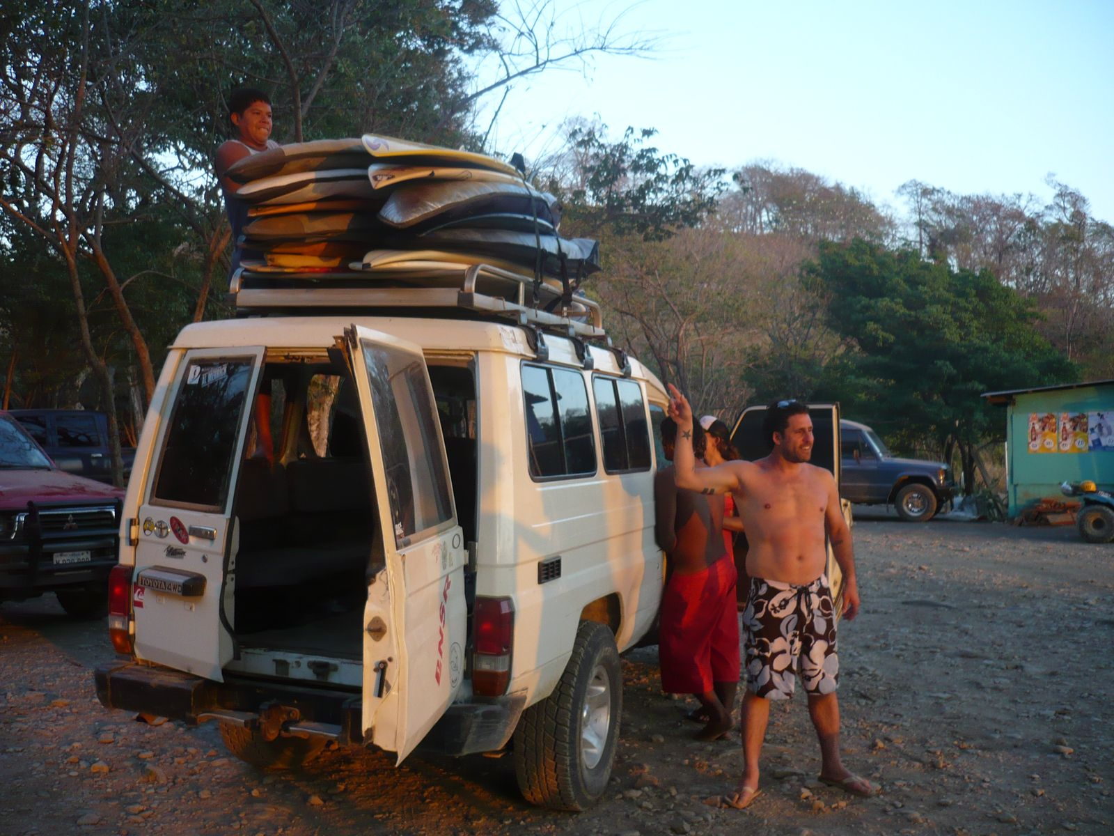 Playa Maderas San Juan Del Sur