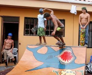 Nica Skate Pit Crew