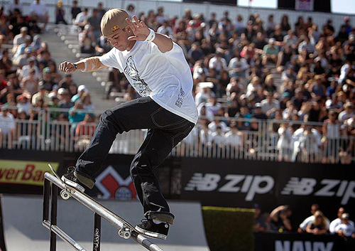 Ryan Sheckler X Games