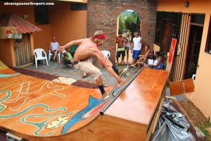 Caleb Nica Skate Pic