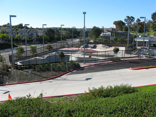 carmel valley skatepark