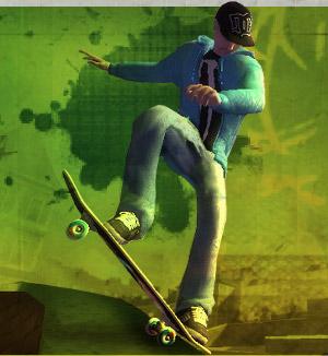 skate it nintendo wii