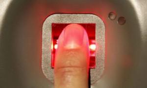 poway skatepark fingerprinting