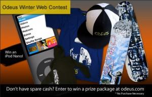odeus contest