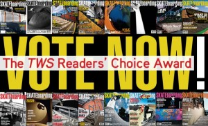 transworld readers choice awards