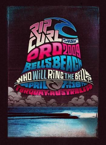 2009 rip curl pro bells beach