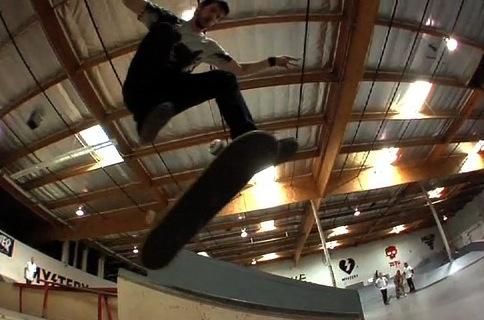 chris cole mini skateboard