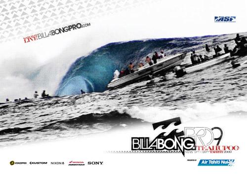 billabong pro 2009